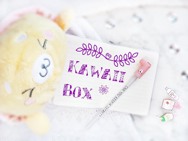 Kawaii Box review