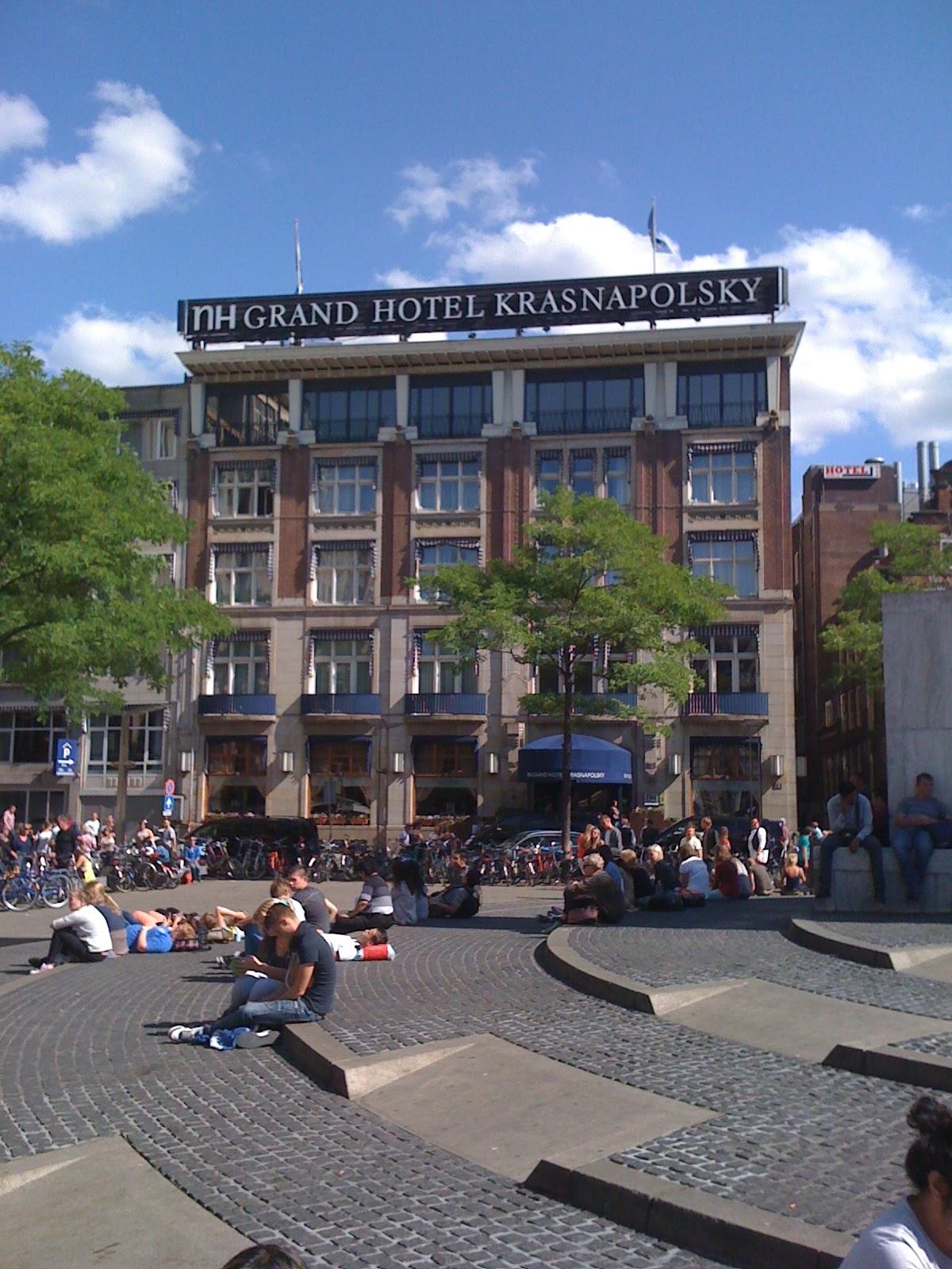 Hotel Krasnapolski Amsterdam