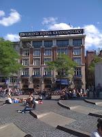 hotel krasnapolski, amsterdam