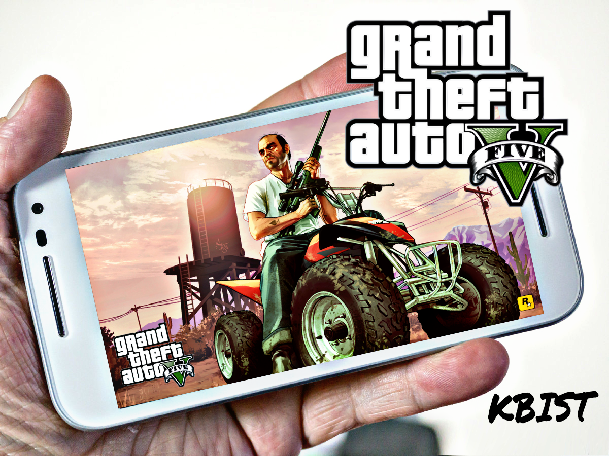 How To Download GTA 5 On Android Device Apk + Data For Free