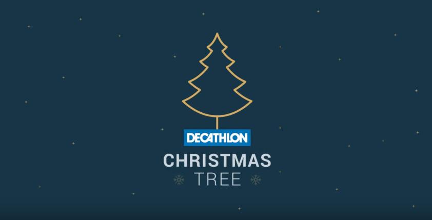 Canzone Decathlon pubblicità con tutti gli sport - Musica spot Dicembre 2016