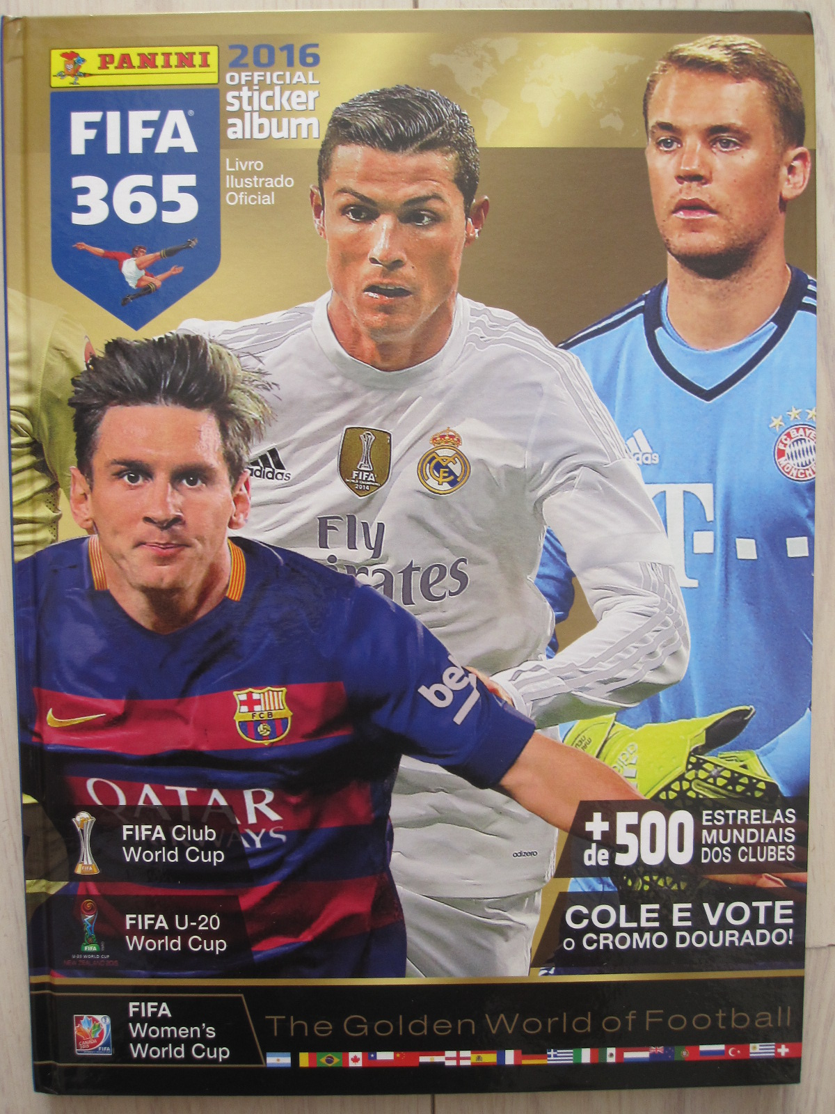 France complete your collection Panini-FOOTBALL 2015//2016