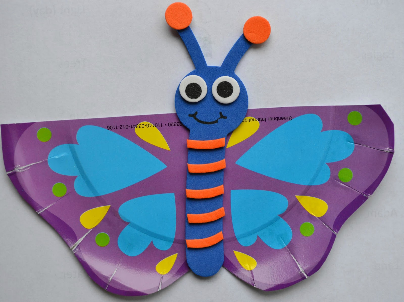 Construction Paper Valentine Crafts For Toddlers
