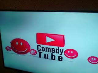 تردد قناة Comedy Tube
