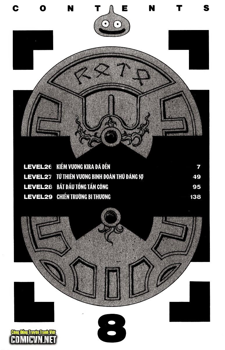 Dragon Quest: Emblem of Roto chapter 26 trang 5