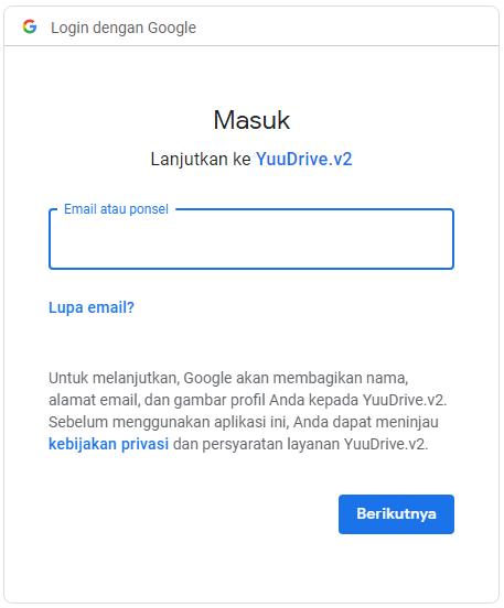 Cara Download Drama di Drive Drama