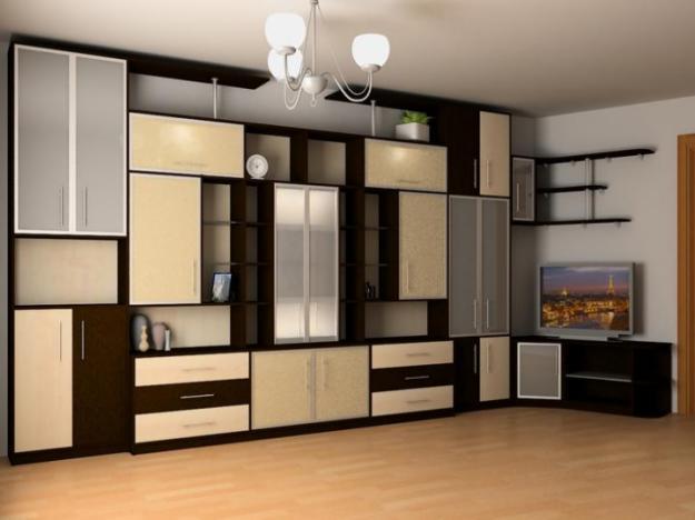 Корпусная мебель стенки