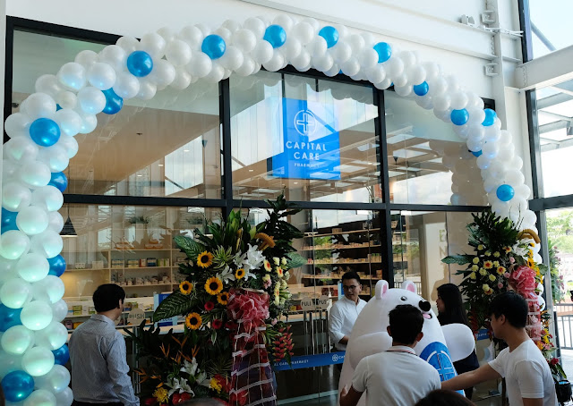 a photo of Capital Care Pharmacy Grand Launch at Landers Arcovia Superstore.