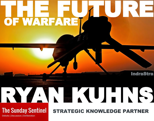 The Future of Warfare - Cyber Technology and Drones by Ryan Kuhns