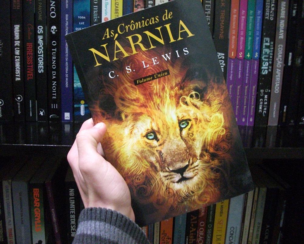 As Crônicas de Nárnia - C. S. Lewis
