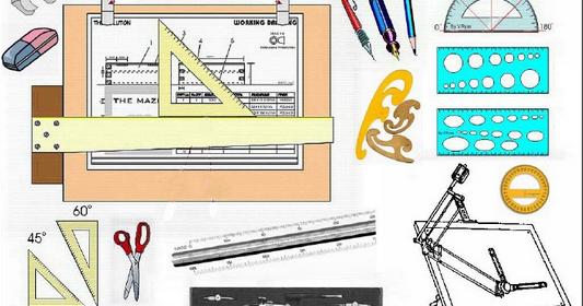 6 Peralatan Untuk Menggambar Teknik Beserta Fungsinya Mas Tono