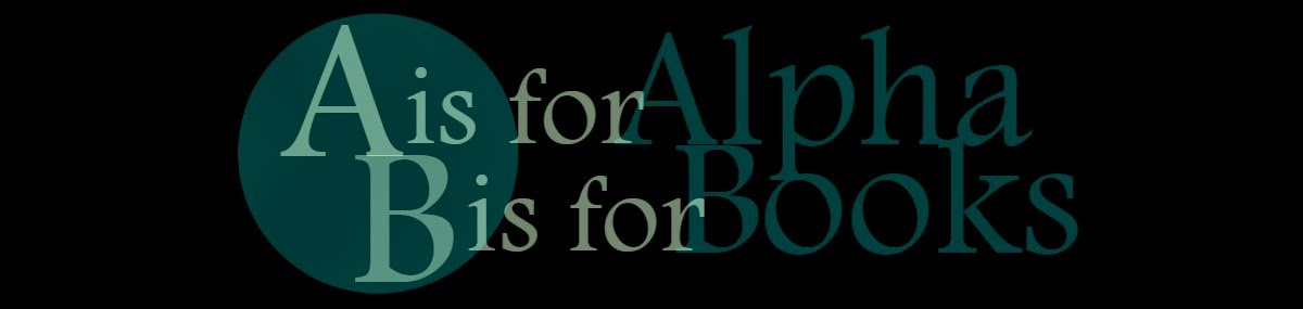 A is for Alpha B is for Books