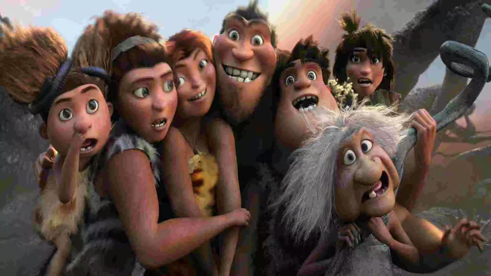 Universal Pictures and DreamWorks Reveals The Croods 2 Release Date.