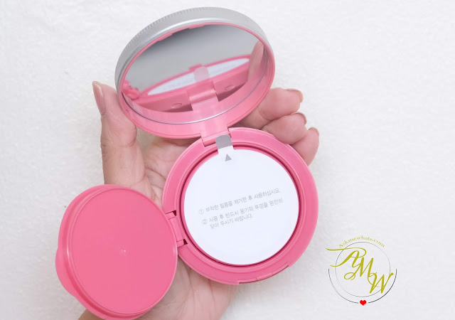 a photo of Teen Crush Problem Glow Cushion Review by Nikki Tiu of www.askmewhats.com