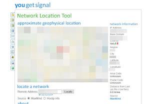 Localizzazione IP