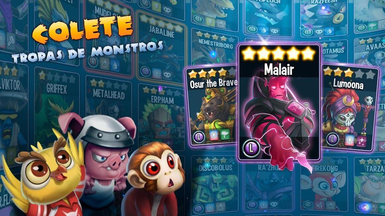 Baixar Monster Legends v 10.5.2 apk MOD