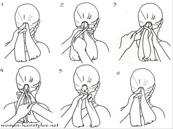 fishbone braid instructions - photo #8