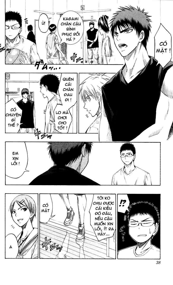 Kuroko No Basket chap 054 trang 12