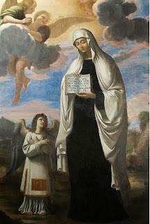 Resultado de imagen para santa francisca romana