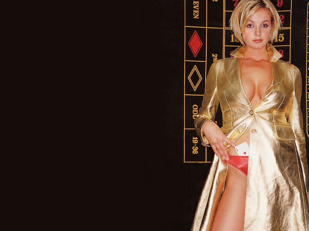 Eliza Dushku Naked Allure 71