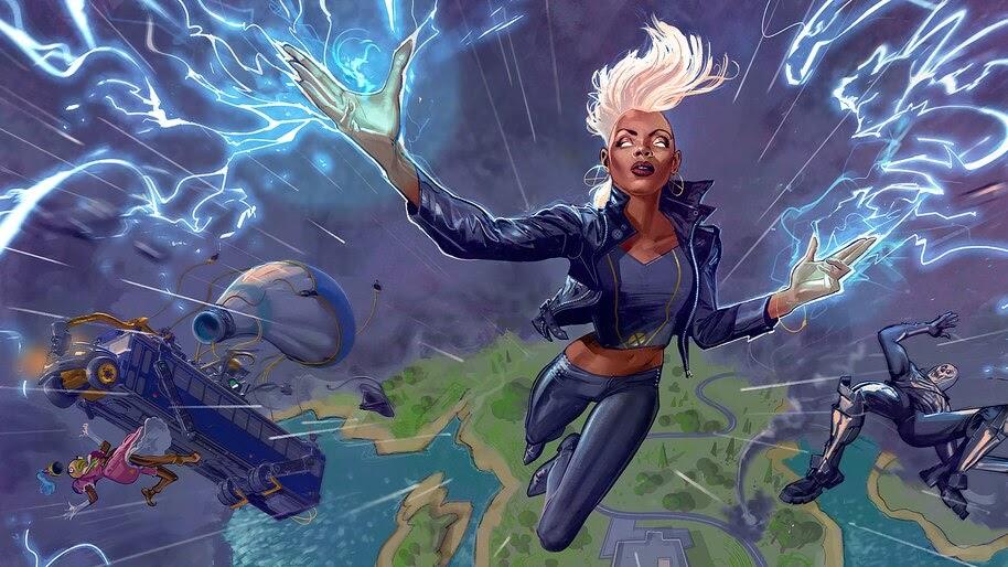 Fortnite Storm Chapter 2 Season 4 Loading Screen 4k Wallpaper 7 2535