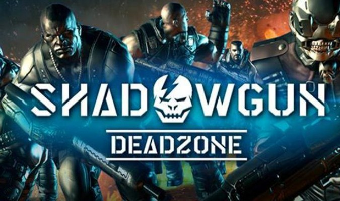 Game FPS Smartphone - ShadowGun: DeadZone