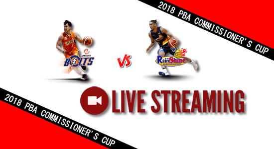 Livestream List: Meralco vs ROS June 24, 2018 PBA Commissioner's Cup
