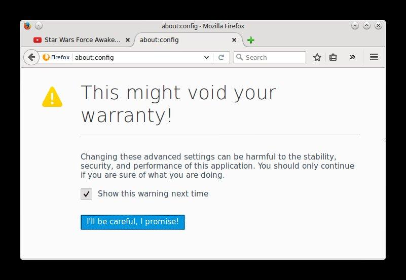Firefox Hardware Acceleration Ubuntu   Internet Tablets and MID