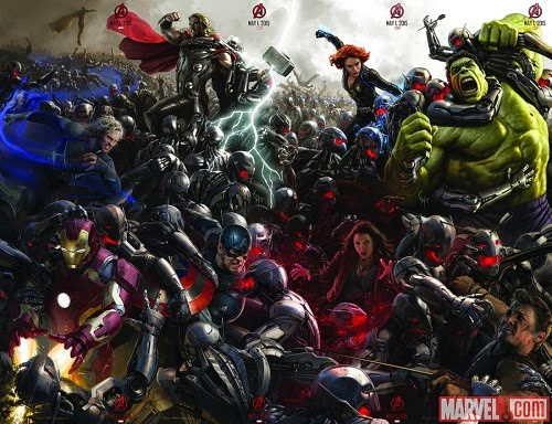 Avengers Age of Ultron movie review recap poster image wallpaper picture robert downey jr marvel cinematic universe