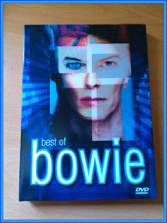 DVD the best of bowie para ganar un sorteo en el blog de acordes de guitarra.