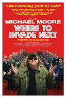 Where To Invade Next (2016) Poster