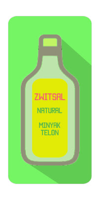 Zwitsal Natural Minyak Telon
