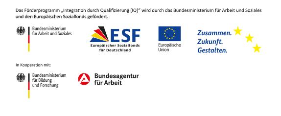 Bundesministerium für Arbeit und Soziales und Europäischer Sozialfonds