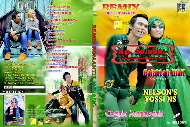 Nelsons & Yossi NS - Cogok Mancogok (Album Remix Duet Romantis Vol 3)