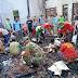 TNI Dan Warga Gerudug Bantu Warga Yang Rumah Kebakaran