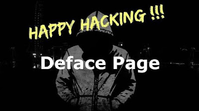 Script Deface Keren + Mantap Part II