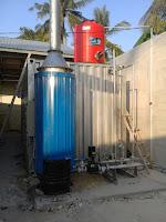 Boiler Hot Water