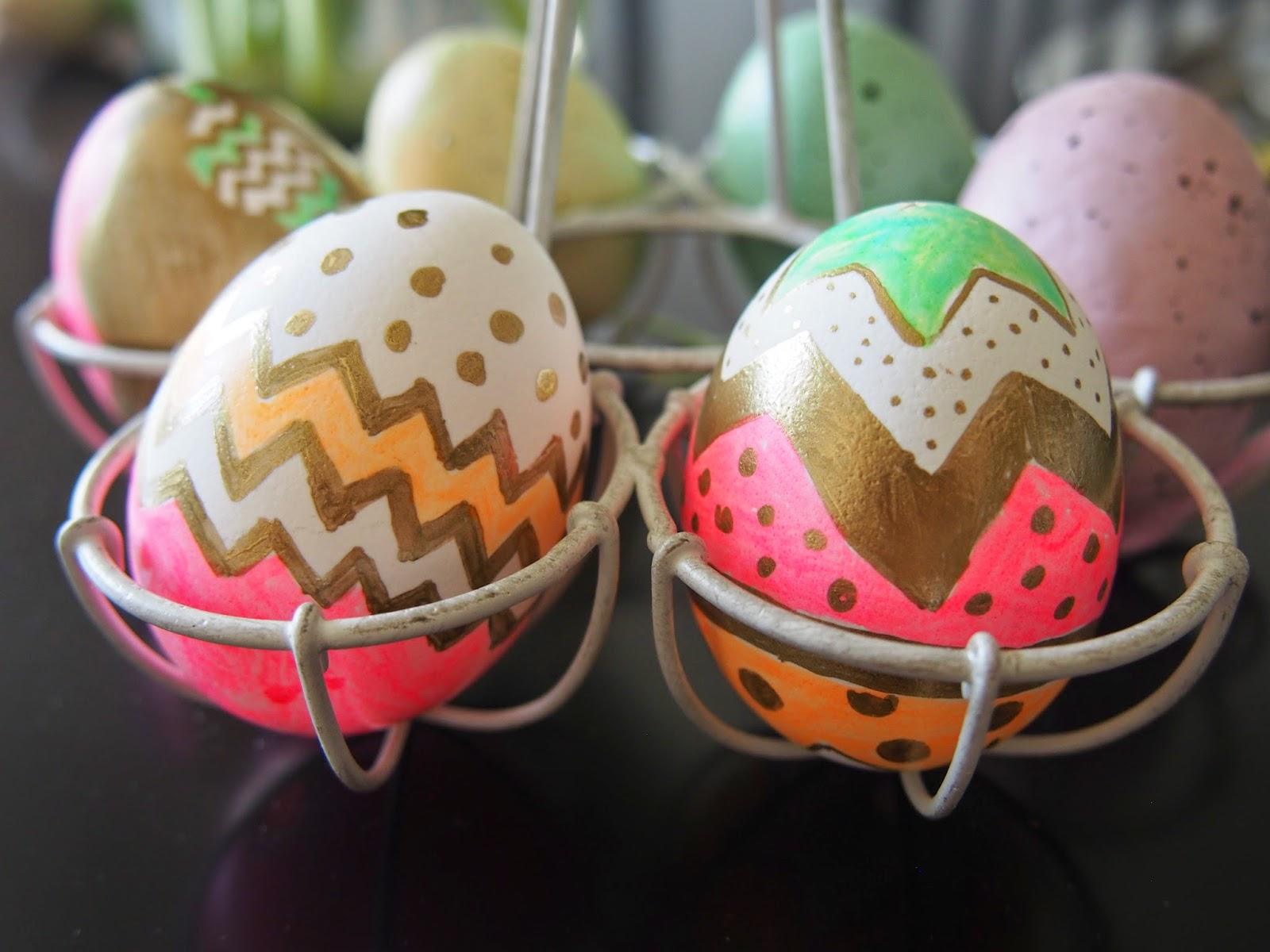 Made in Taiwan Easter Decor