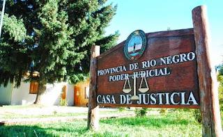 """Resultado de imagen para """"Casa de Justicia de El Bolsón"""