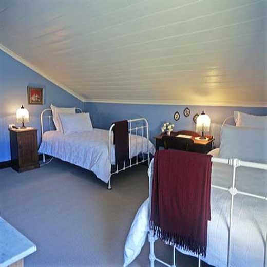 Blue Bedroom Interior Design: Blue Sea Interior Designs Bedroom