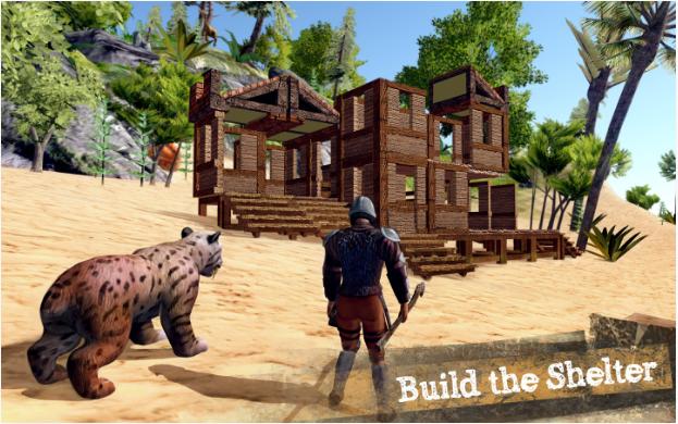 The Ark of Craft Dinosaurs Apk