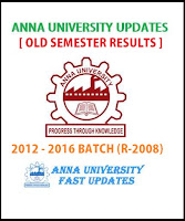 Anna University past Result Links.