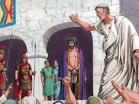 Pilate tries to release Jesus 4