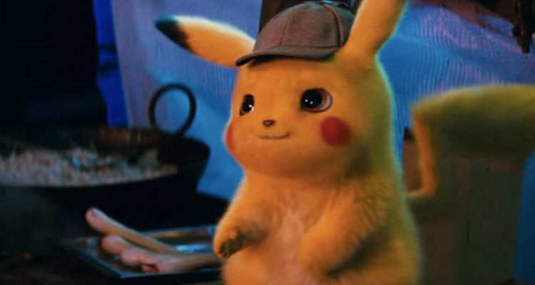 Detective Pikachu primer tráiler en español