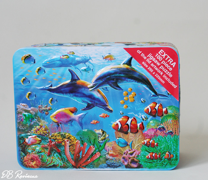 Churchill's Confectionery Sea Life Tins