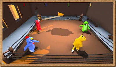 Gang Beasts Fighting Game PC