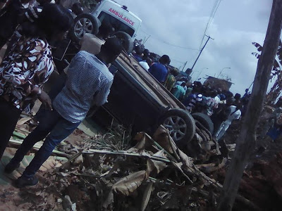 Photos: Pregnant Woman Dies In Fatal Accident At Obadore1