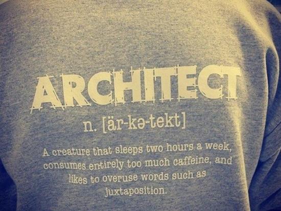 kaos arsitek