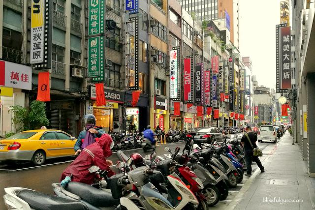 Camera Street Taipei Taiwan