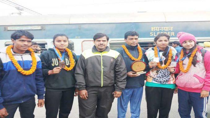 सीनियर राष्ट्रीय ताइक्वांडो प्रतियोगिता में बिहार ने जीता छह पदक